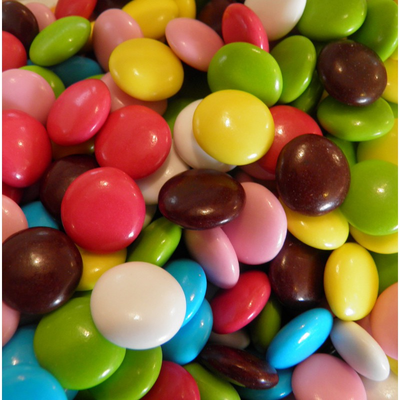 confetti chocolat