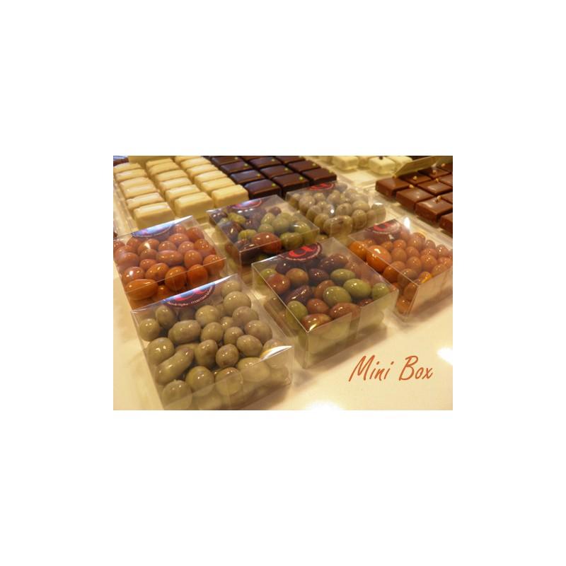 Mini box de raisins macérés