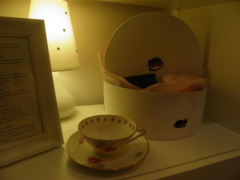 Sélection de thés Ladurée