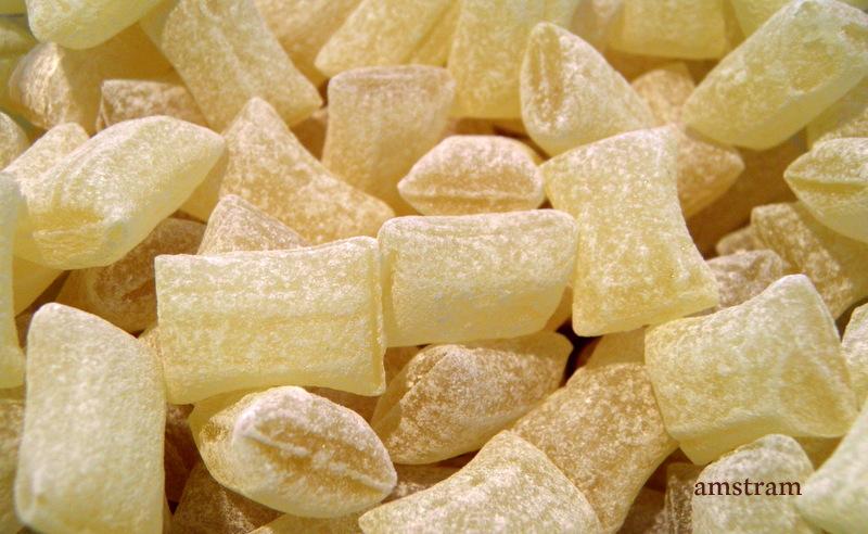 Bonbons au miel amstram