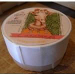 Boite en bois garnie de caramel beurre salé