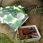 Mini boite jungle de chocolats