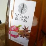 Rhum arrangé Pitaya cannelle Nassau