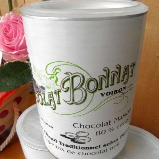 Copeaux de chocolats Bonnat