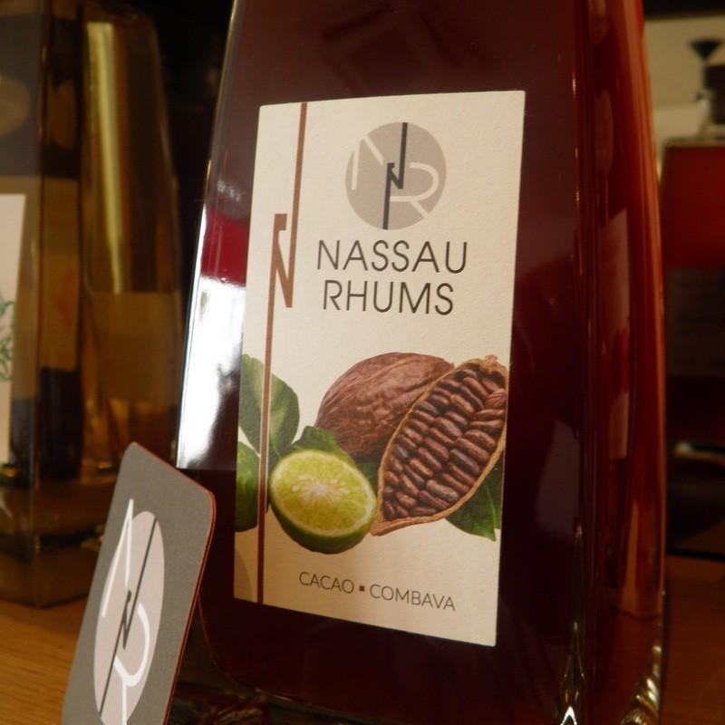 Rhum arrangé Nassau