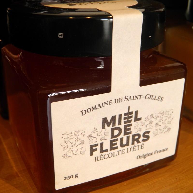 """Miel de fleurs du """"Domaine de Saint Gilles"""""""