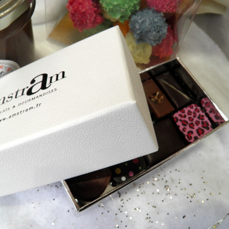 Coffret de 9 chocolats